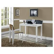 parsons flip up desk white black altra target