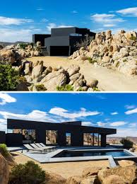 100 Modern Houses Images 14 Examples Of With Black Exteriors XTERIRS