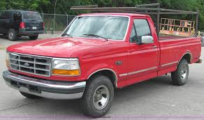 1996 Ford F150 XLT Pickup Truck | Item 4642 | SOLD! July 29 ...