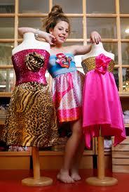 Fashion Diary Fifth Grade Designer Cecilia Cassini