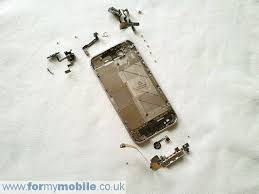 iPhone 4S disassembly screen replacement and repair