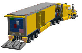 LEGO Ideas - Product Ideas - Lego Truck (#3221, Lego City Truck Re ... Mack Truck Lego Itructions For 32211 Lego City Bricksargzcom How To Build A With Pictures Wikihow Semi With Trailer Instruction 6 Steps Moc Building Youtube Man 4x4 Trailer 6x6 Dakar V2 Jaaptechnic Ideas Product Classic Kenworth W900 Delivery 3221 Custom Vehicle Download In Description Search Results Shop Mkii The Car Blog