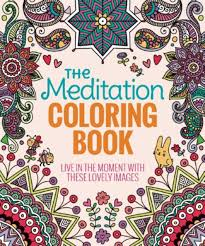The Meditation Adult Coloring Book
