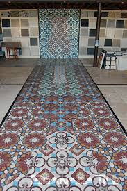 Tiled Carpet by Echo Collection Encaustic Cement And Concrete Tiles Granada Tile