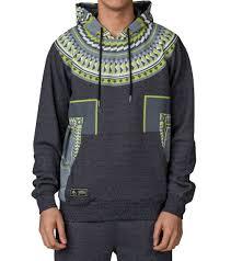 lrg dashiki pullover hoodie dark grey jimmy jazz l153023