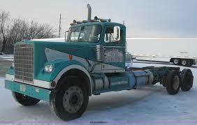 100 Star Trucking Company 1974 White Western 49642 Semi Truck Item K2779 SOL