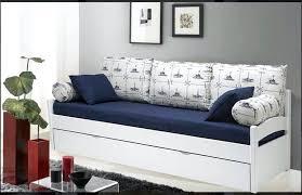 lit transformé en canapé transformer un lit en canape lit banqute occasion transformer un lit