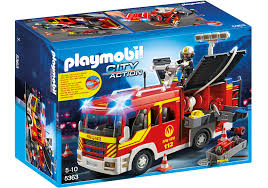 Fire Engine With Lights And Sound - 5363 - PLAYMOBIL® United Kingdom Kamalife Red Ladder Truck 1 Pc Alloy Toy Car Simulation Large Blockworks Fire Truck Set Save 23 Buy 16 With Expandable Engine Bump Dickie Toys Action Brigade Vehicle Shop Your Way 9 Fantastic Trucks For Junior Firefighters And Flaming Fun 2019 Children Big Model Inertia Kids Wooden Fniture Table Chair Online In Tonka Mighty Motorized Walmartcom 1pcs Amazoncom Bruder Man Games Carville Fire Truck Carville At Toysrus