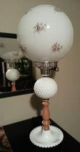 Antique Hurricane Lamp Globes by Antique Hurricane Lamps Antique Signed Ticky Baniak Hurricane