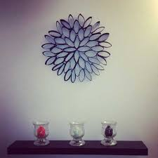 Homemade Wall Decoration Ideas For Home Toilet Roll Crafts Paper Rolls New Picture