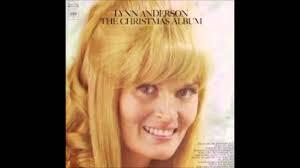 Who Sings Rockin Around The Christmas Tree by Lynn Anderson Rockin Around The Christmas Tree Youtube