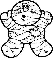 Clip Arts Related To 24 Free Halloween Coloring Pages For Kids