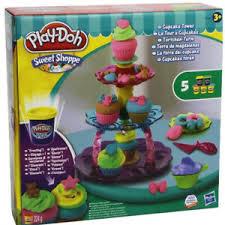details zu hasbro play doh törtchen turm spielzeug knete kinder kuchen kekse kneten a5144