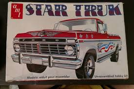 Vintage 1970s Ford Star Truk Truck AMT Classic Car Model Kit ... 1976 Ford F250 Highboy For Sale Upcoming Cars 20 Affordable Colctibles Trucks Of The 70s Hemmings Daily 1970 F100 What Lugs Widebody 1970s Fseries Rendering Is Out Of This World You Can Truck Ford F350 Xlt 7000 Johnny Companion Piece Hot Rod Network Used Greene Ia Coyote Classics Bronco For On Autotrader Classic Muscle Cars Georgia Classic Atlanta 1977 Flareside Rvi Balloon Chase Cl 150k 4x4 73 Powerstroke Youtube Ranger Camper Specialgateway