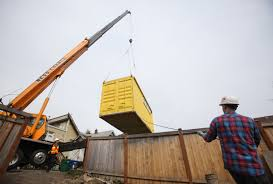100 Cargo Houses Wallingford Yard Gets Cargo Container Guest House Seattlepicom