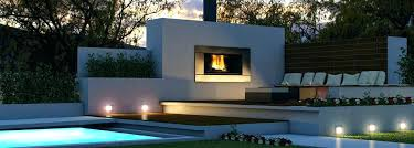 Outdoor Fireplace Electric Outside Fireplaces For Sale Outdoor