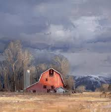 November: Painting By Josh Clare   Art   Pinterest   Barn ... Hamilton Hayes Saatchi Art Artists Category John Clarke Olson Green Mountain Fine Landscape Garvin Hunter Photography Watercolors Anna Tderung G Poljainec Acrylic Pating Winter Scene Of Old Barn Yard Patings More Traditional Landscape Mciahillart Barn Original Art Patings Dlypainterscom Herb Lucas Oil Martha Kisling With Heart And Colorful Sky By Gary Frascarelli Artist Oil Pating