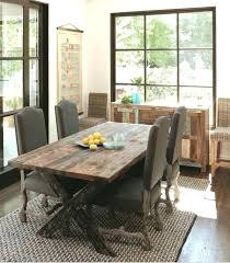 Rustic Dining Room Chairs Tables Style Sets Million Dollar