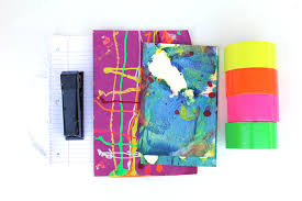 Recycled Art Journals And The Easiest Bookbinding EVER