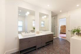 Kohler Vox Sink Images by Master Bathroom With Limestone Counters U0026 Frameless Showerdoor In