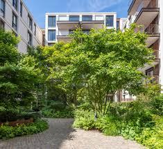 100 Holland Park Apartments Villas By Gillespies Landscape Architects Landscape