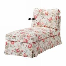 IKEA EKTORP CHAISE Longue SLIPCOVER Cover BYVIK MULTI Floral ... Decorating Lovely Chaise Lounge Slipcover For More Living Room Oversized Round Chair Relaxing In Front Of Wondrous Red Indoor Victorian Style Farmhouse Accent Chairs Birch Lane Vintage Carved Swan Barrel Back And Tufted Dollhouse Fniture Boudoir Upholstered In Floral Print Sateen 1930s Or 1940s 1 Scale France Son Lighting Home Decor Small Blue Floral Chaiselongue Antique Rushseated Elegant White Leather With Bellas Gone This Cottage Chic Chaise Lounge Is Upholstered A Durable