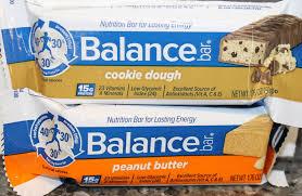 Balance Bar Cookie Dough Peanut Butter Review
