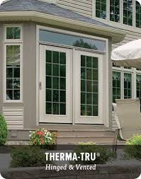Therma Tru Patio Doors With Blinds by Bpm Select The Premier Building Product Search Engine Patio Doors