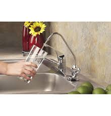 Ge Profile Reverse Osmosis Brushed Nickel Faucet by Ge Dual Stage Drinking Water Filter Gnsv70fbl Ge Appliances