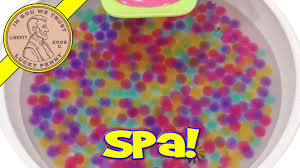 Orbeez Mood Lamp Uk by Orbeez Hand Spa I Have A Day At The Spa Youtube