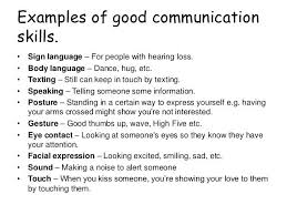 Verbal Communication Skills Resume Examples Combined With Communications Phrases Good Interpersonal