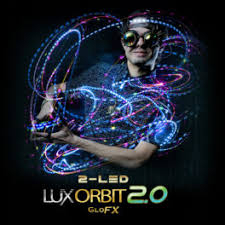 LED Orbits Light Show