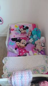 Minnie Mouse Bed Decor by Minnie Mouse Room Diy Decor Highlights Along The Way