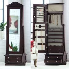 Jewelry Armoire Mirror Over The Door – Abolishmcrm.com Diy Standing Mirror Jewelry Armoire Crowdbuild For Heritage Cheval Espresso Hayneedle Collection Of Solutions Hives Honey Bell Shape 2018 Tabletop Mini Box Wooden With Innerspace Wall Hang Deluxe Walmartcom Flip Top Amazoncom And Bellshape Mounted Mirrored Jewellery Cabinet By Lori Greiner Imanisrcom Fniture Charming Ideas Alcott Hill Endrews Wallmounted Curio Mirrored Armoire Jewelry Abolishrmcom White Stand