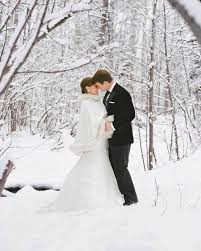 A Winter Wonderland Destination Wedding In Colorado