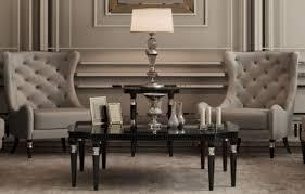 casa padrino luxus deco couchtisch schwarz silber 130 x 130 x h 45 cm deco wohnzimmertisch deco wohnzimmer möbel luxus qualität