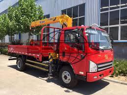 100 Ton Truck 4 X 2 8 3 Truk Mounted Crane 143kw Power Loader Crane