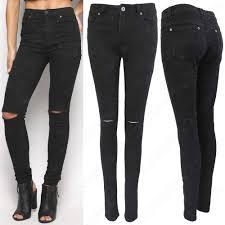 black jeans ladies billie jean