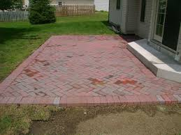 brick patio design ideas patios land design landscaping springfield il outdoor living