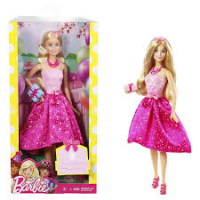 Barbie Birthday Princess Doll KmartNZ