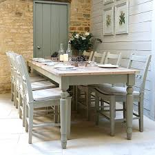 Country Oak Dining Room Sets Style Table French