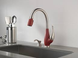 Brushed Nickel Bathroom Faucets Delta by Kitchen Faucet Classy Delta Bathroom Shower Faucets Brushed