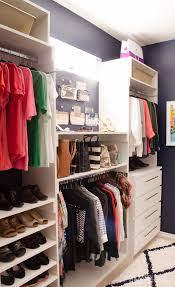 20 Incredible Small Walk in Closet Ideas & Makeovers