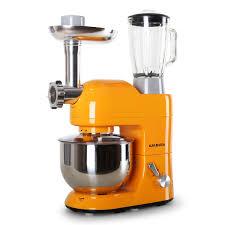 mixeur de cuisine de cuisine mutlifonction hachoir mixeur bol mélangeur 5l 1200w