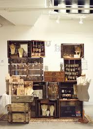 Flea Market Booth Setup Vintage Or Craft Fair Display Idea