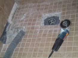 shower enrapture installing tile shower pan unforeseen