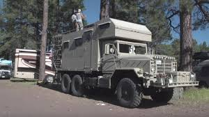 100 Old Army Trucks For Sale This ExMilitary OffRoad Recreational Vehicle Is A Craigslist