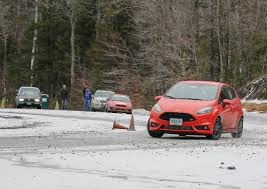 Winter Driving School - Team O'Neil Rally School