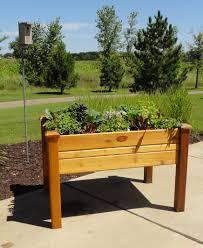gronomics raised garden bed home outdoor decoration