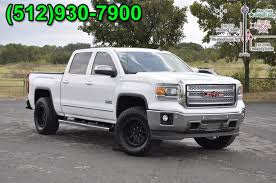 2015 GMC Sierra 1500 SLT Crew Cab Pickup For Sale In Austin, TX ... Gmc Sierra 1500 For Sale Harry Robinson Buick Humboldt New Vehicles Gunnison The 2017 For Near Green Bay Wi Used 2015 Sle Rwd Truck In Pauls Valley Ok Brand New Slt Sale In Medicine Hat Youtube 2014 Rmt Off Road Lifted 4 Lvadosierracom 99 Ext Cab Z71 Trucks 2016 Denali Ab Crew Pickup Austin Tx Near Minneapolis St 2019 Double Spied With Nearly No Camouflage